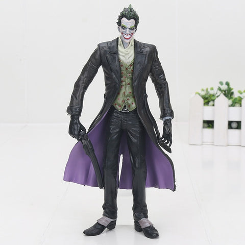 14-18CM anime Marvel the avengers The Joker figure PVC Action Figure Collectible Model Toys