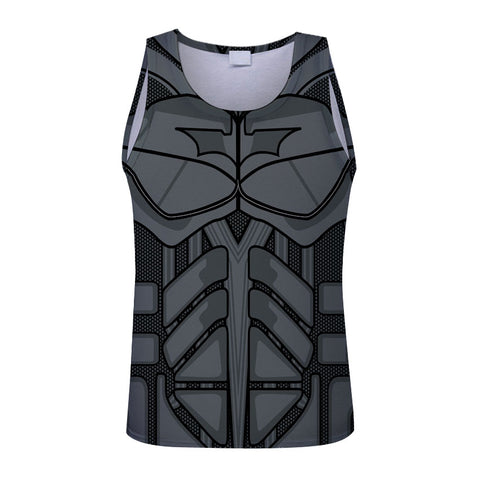 Image of Batman / Spiderman / Captain America tank top