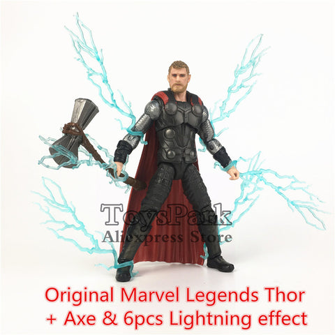 Image of 2018 Avenger Thor Action Figure toys