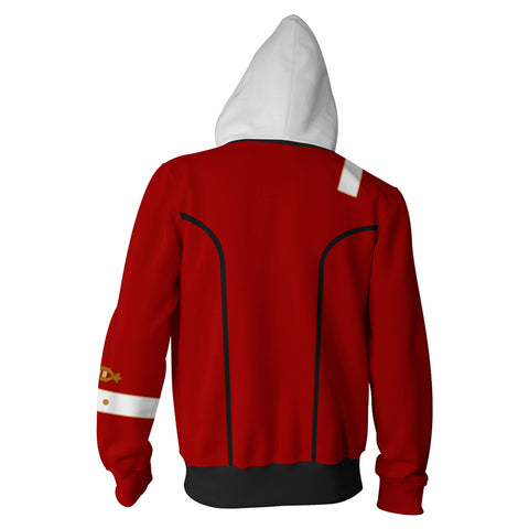 Image of Star Trek II: The Wrath of Khan Zip Up Hoodie