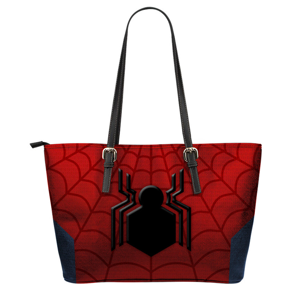 Spider-Man Large Leather Tote