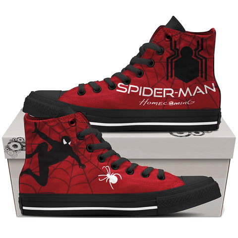 Image of Spider-Man Homecoming Shoes