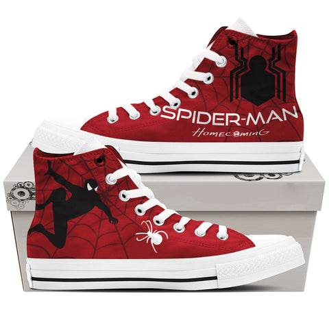 Spider-Man Homecoming Shoes
