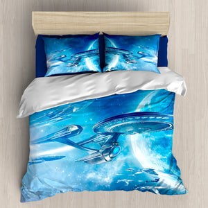 Star Trek Bedding Set