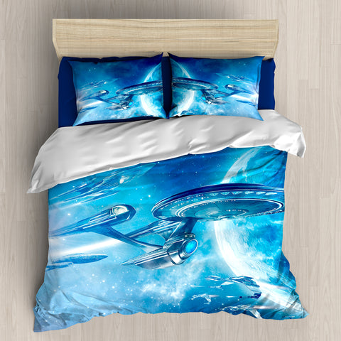 Image of Star Trek Bedding Set