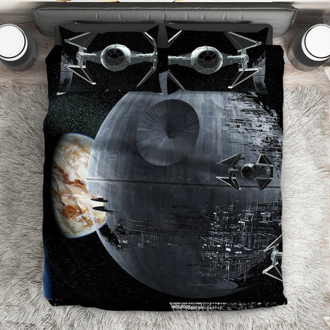 Image of Star Wars Death Star Bedding Set