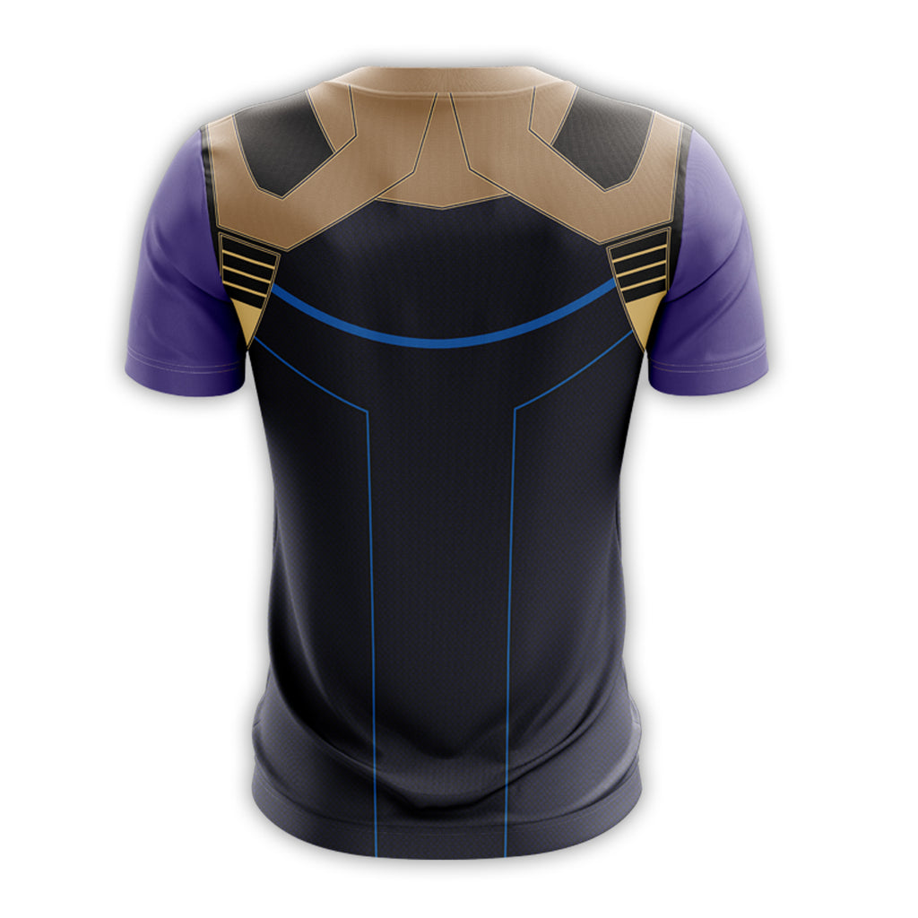 Thanos Cosplay T-shirt US size