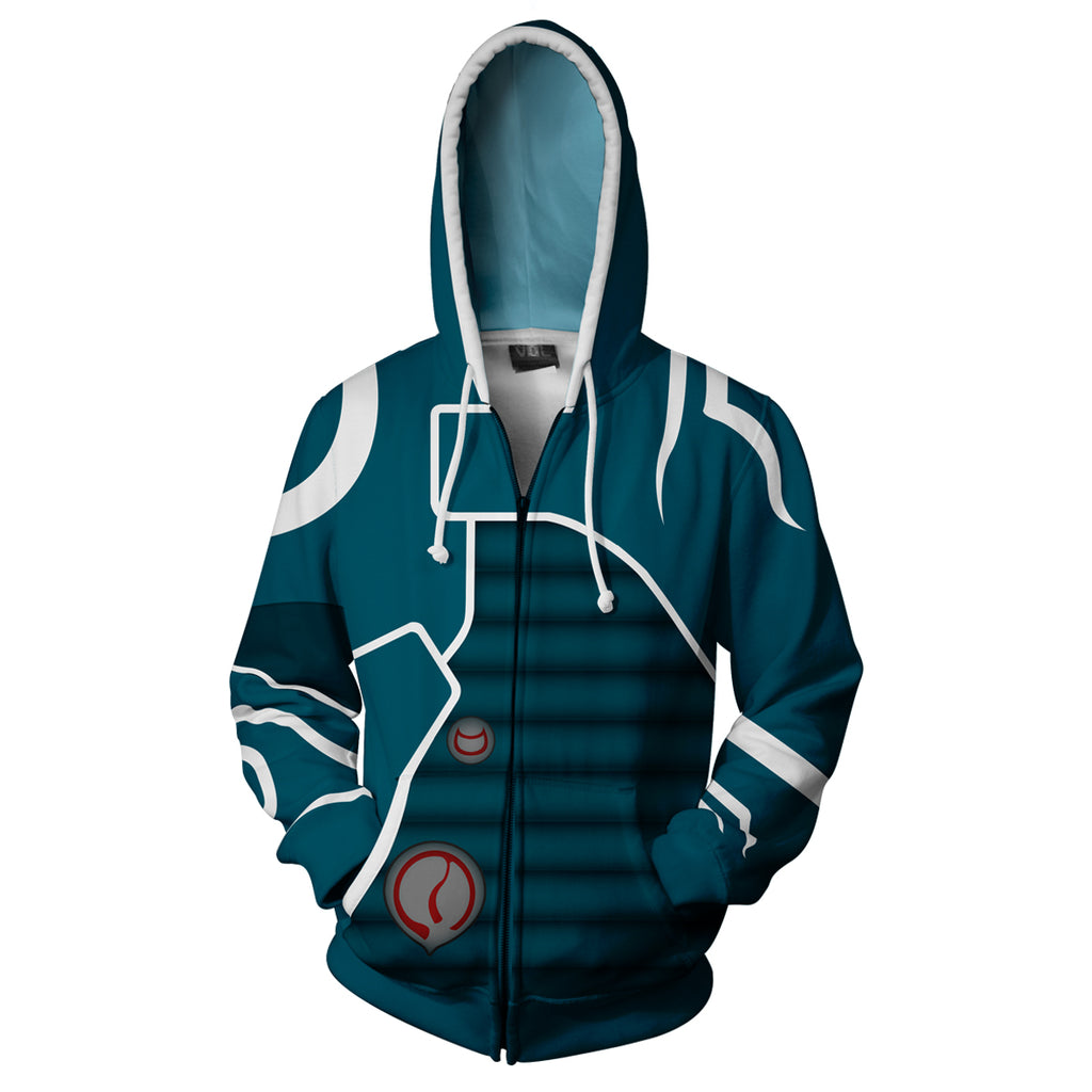 Magic: The Gathering Jace Zip Up Hoodie
