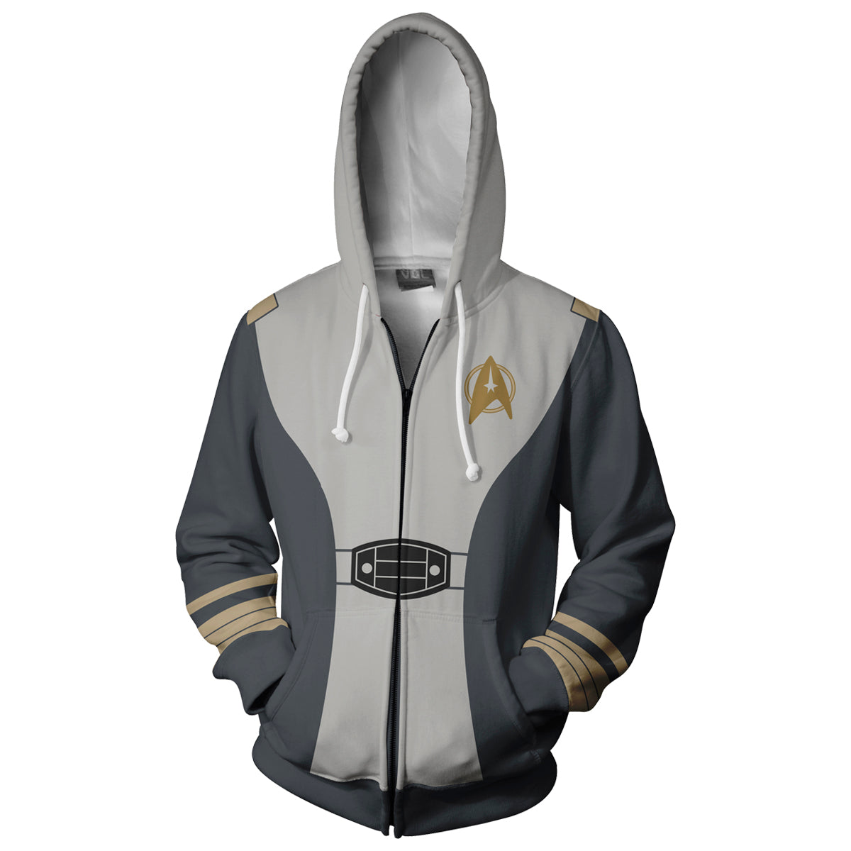Star Trek: The Motion Picture Zip Up Hoodie