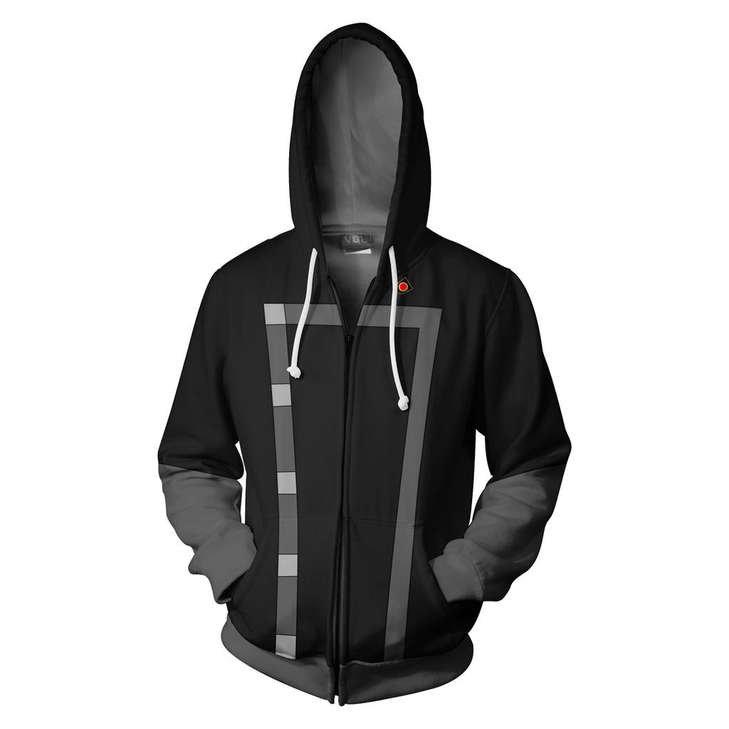 Andromeda TV Series Zip Up Hoodie