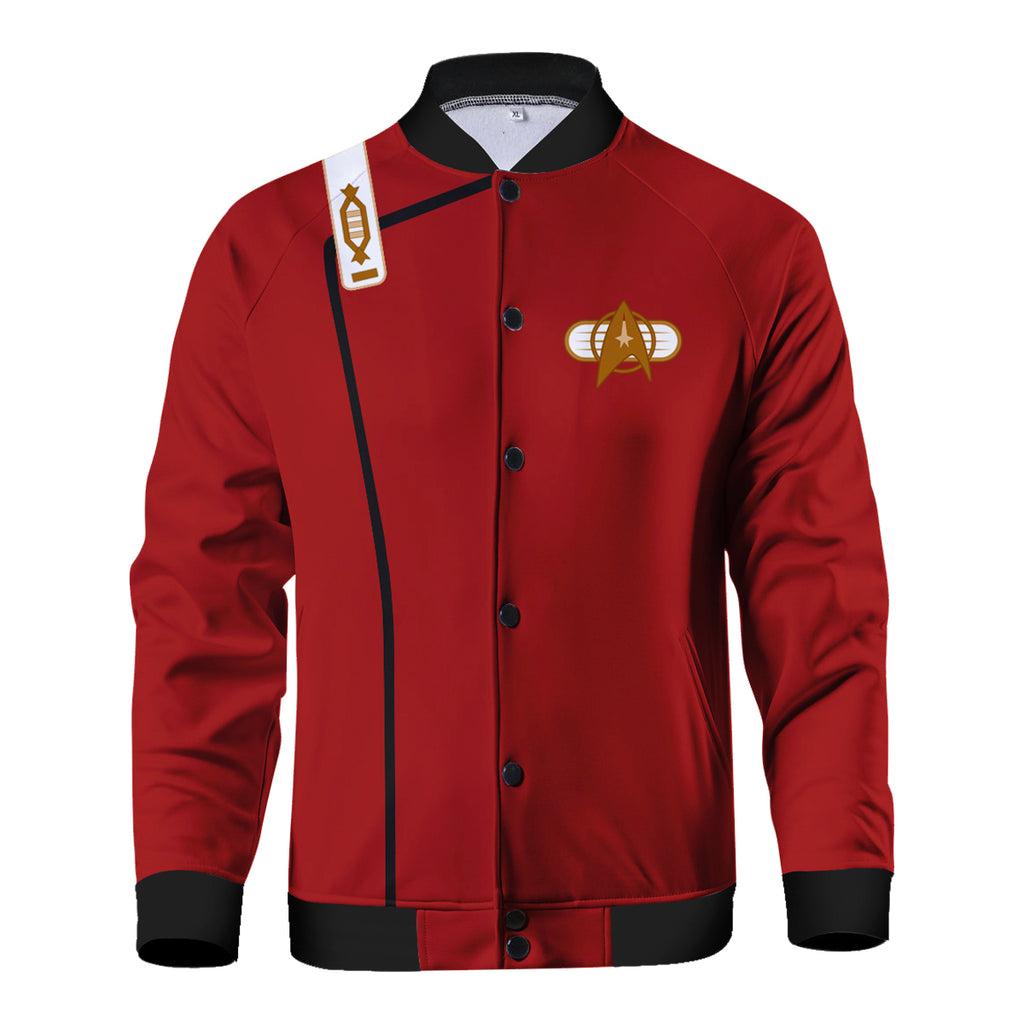The Wrath of Khan Jacket