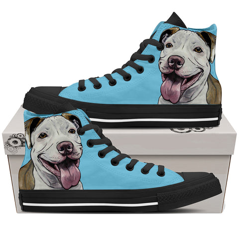 Image of Pitbull High Top Shoes