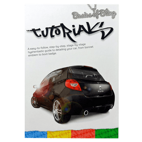 Dodo Juice Step By Step Car Detailing Guide Tutorial booklet Dodo Juice