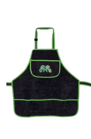 Dodo Juice Black Microfibre Detailing Apron Machine polishing aprons Dodo Juice