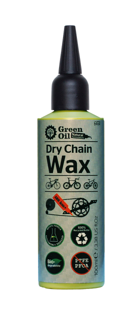 Green Oil Ecological Dry Bike Chain Wax 100ml