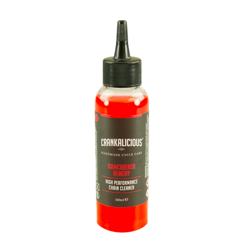 Crankalicious Gumchained Remedy Chain Cleaner 100ml Cycle care products Crankalicious
