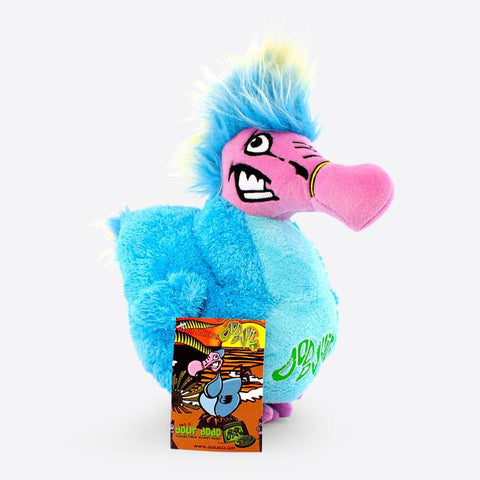 Dodo Juice Mr Skittles Fluffy Dodo Mascot Accessories Dodo Juice