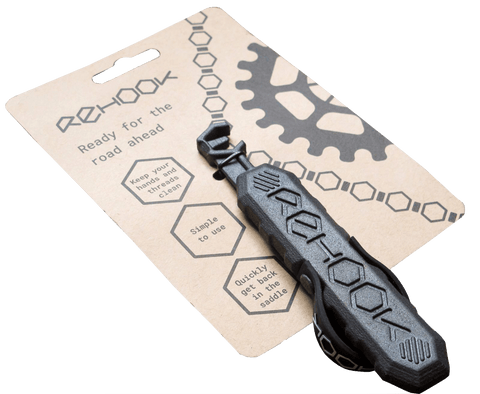 Rehook - Get your chain back on your bike without the mess Cycle care products Rehook
