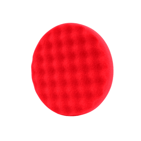 Dodo Juice Waffle Red Finishing Pad 150mm Machine polishing pads Dodo Juice