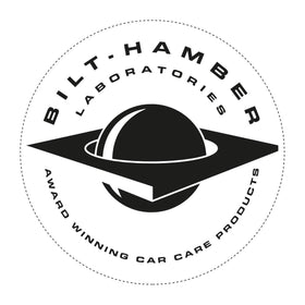 Bilt Hamber Limited Edition Logo Vinyl Window Sticker Accessories Bilt Hamber