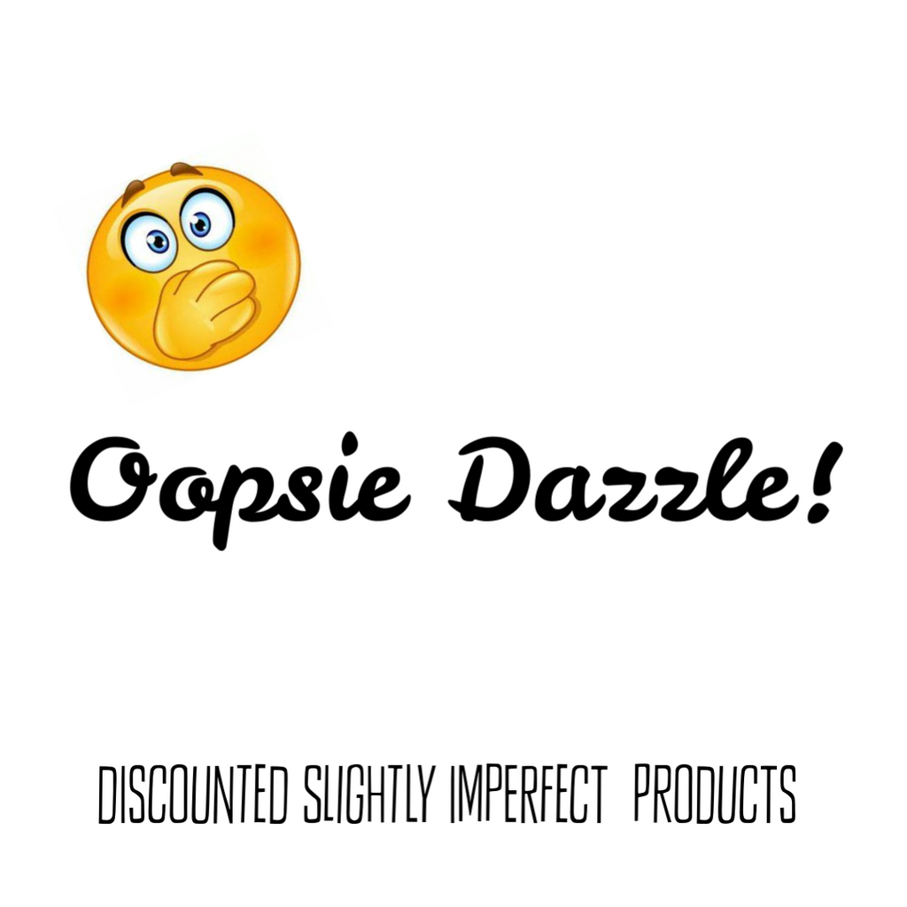 Oopsie Dazzle Treats- Slightly Imperfect Products