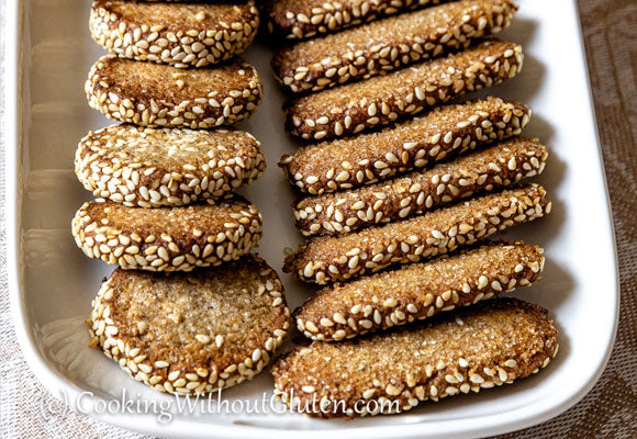Bio-Oz Crunchy Buckwheat Biscuits GF