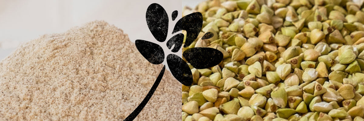 Bio-OZ Buckwheat Flour & Kernels 100% Australian Grown