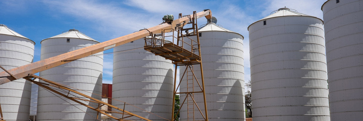 Bio-Oz | Buckwheat Enterprises silo storage aerated & or refrigerated