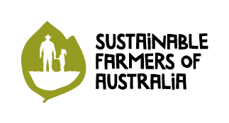 Sustainable Farmers Australia logo