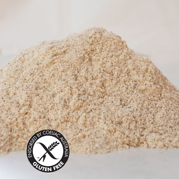 Bio-Oz Buckwheat Flour GF 20kg BULK BUY Australian grown