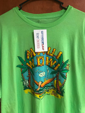 Freedom Leaf Hemp Inspired Maui Wowi T-Shirt
