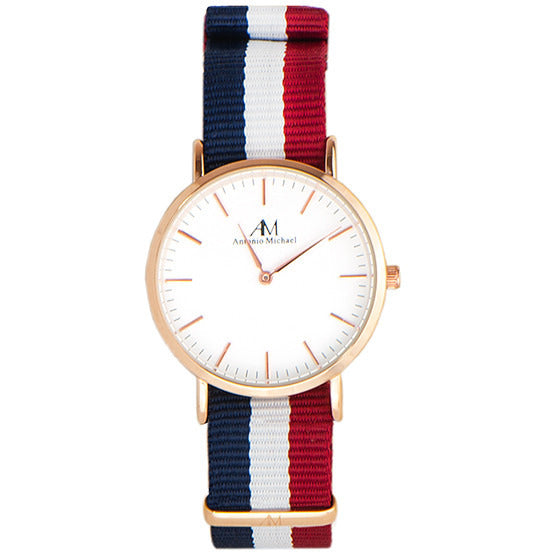 WOMEN'S CLASSIC WATCH-FRENCH - Shop Angel Dust