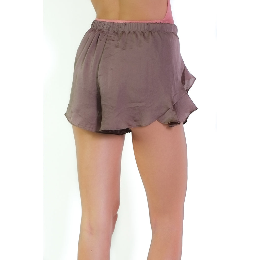 Dainty Ruffle Shorts - Shop Angel Dust