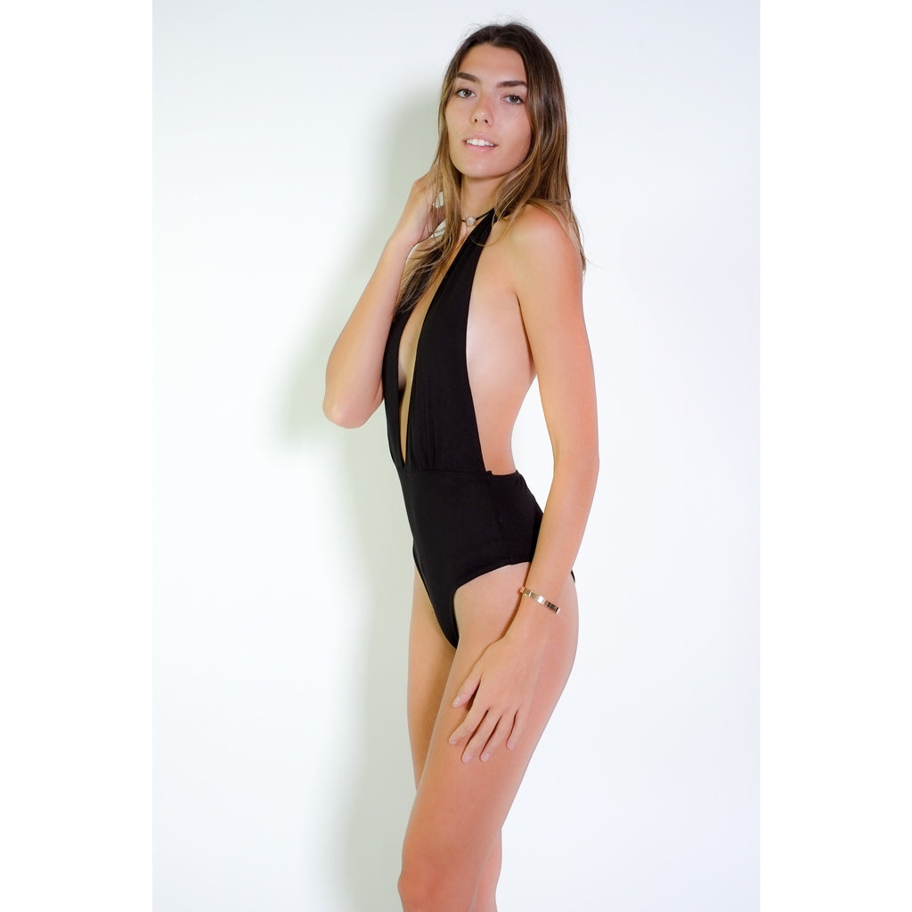 Abby Bodysuit - Black - Shop Angel Dust