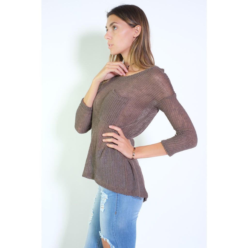 Tati Knit Top - Shop Angel Dust