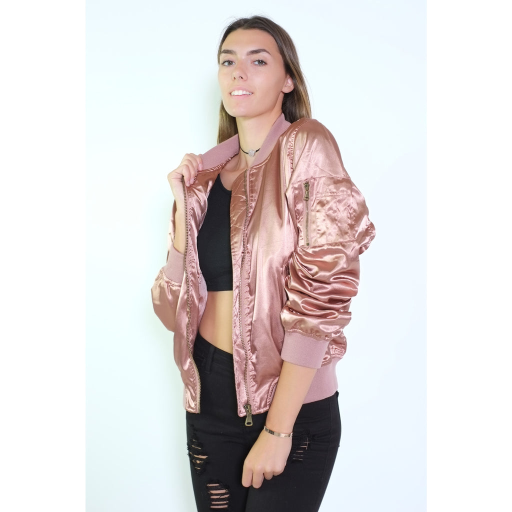 Chiara Bomber Jacket - Shop Angel Dust