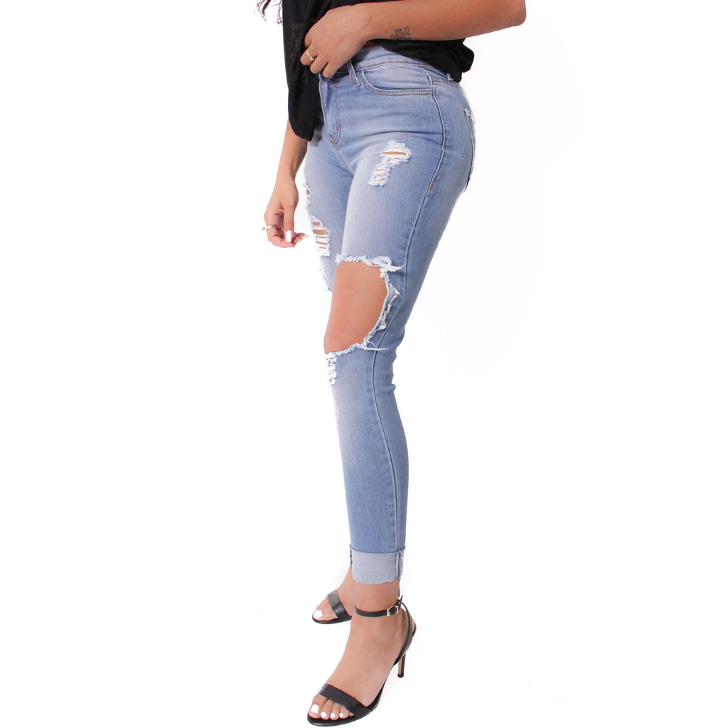 Kerri Denim Jeans - Shop Angel Dust