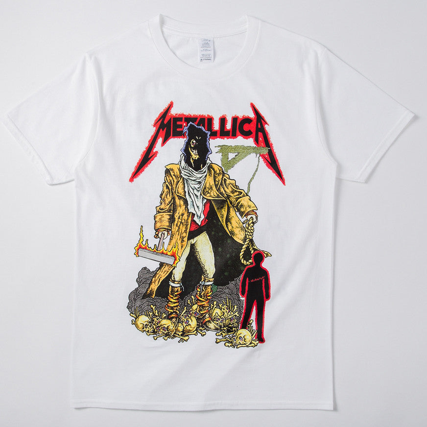 Metal Rock Shirts
