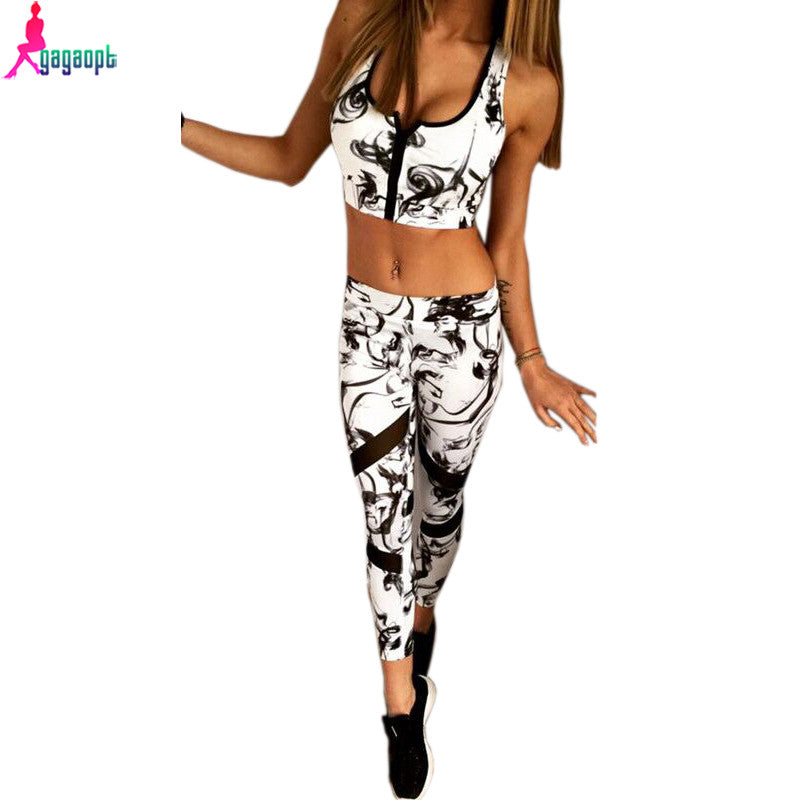 2 Piece Fitness Set