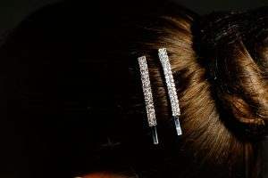 Crystal Bobby Pins