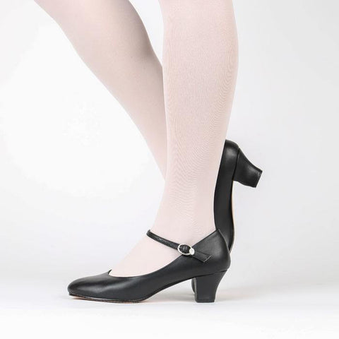 Russian Pointe Kitri Character Shoes