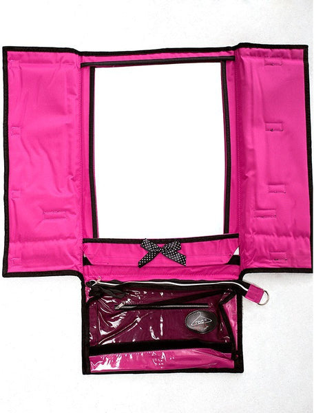 Rac N Roll Hanging Mirror- Pink