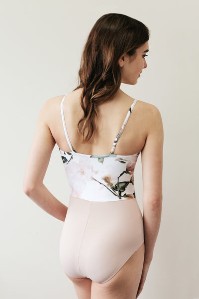 AinslieWear Samantha Leo with Magnolia Print- Limited Edition