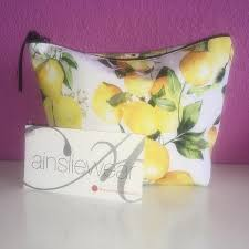 Ainsliewear Makeup Bag