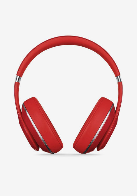 Beats Studio 2.0 Wired Over Ear Headphone - Red