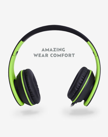 Sound Intone Foldable Headphones