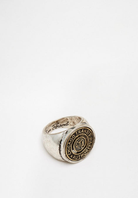 Icon Brand Chicago Signet Ring