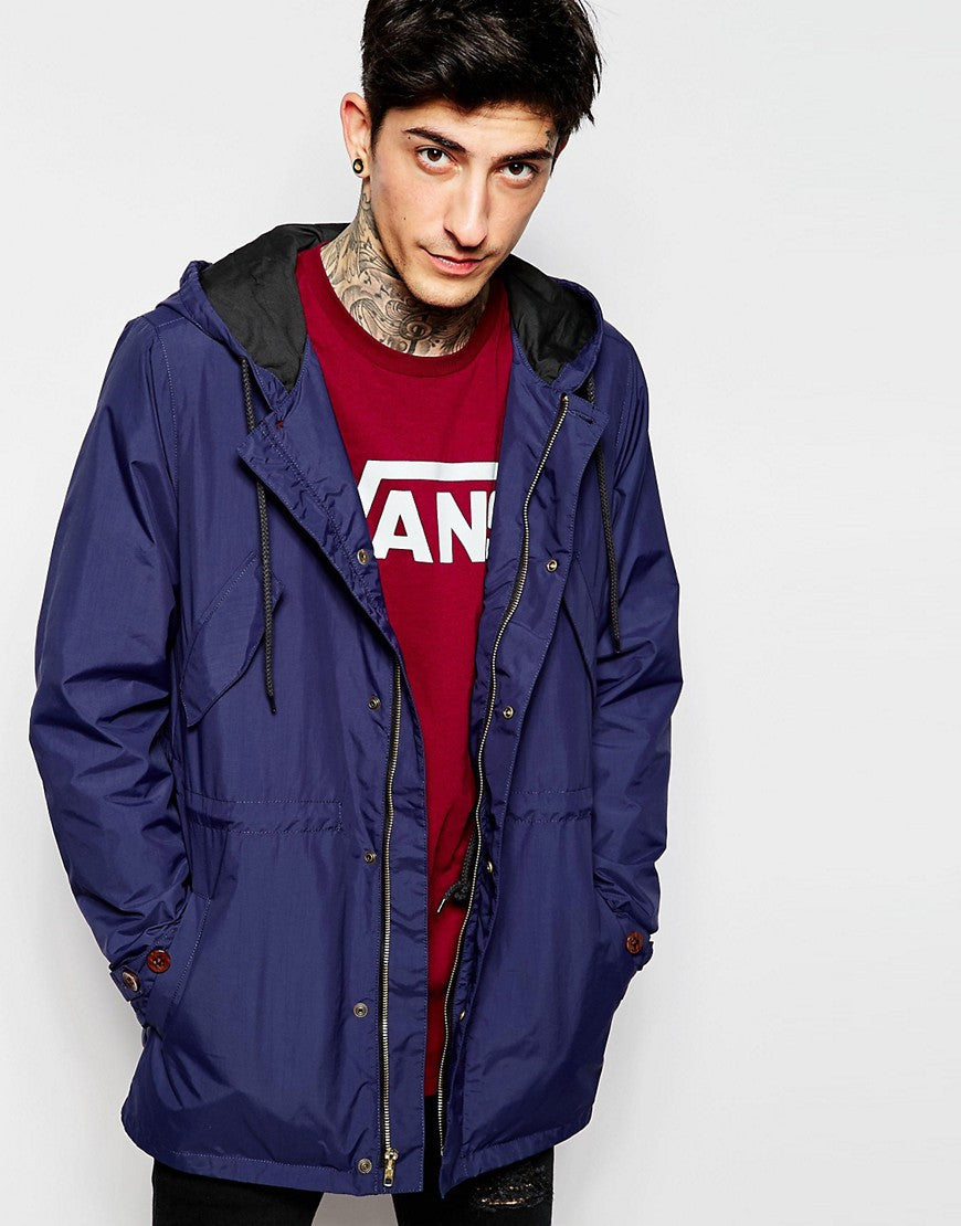 Vans Light Weight Parka Price