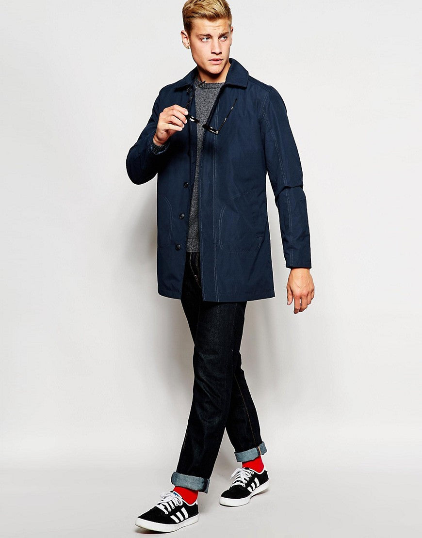 Jack & Jones Lightweight Overcoat Price
