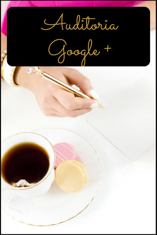 Auditoria Google+